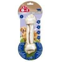 8IN1 Delight Bones Biftekli Ağız Bakım Kemik Köpek Ödül L