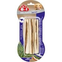 8IN1 Delight Biftekli Ağız Bakımı Kemik Köpek Ödül 3 lu 75 GR