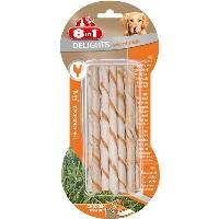 8IN1 Delight Bones Ağız Bakımı Kemik Köpek Ödül 10 Lu 55 GR