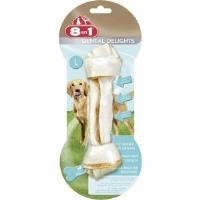 8IN1 Delights Dental Bones Düğümlü Tavuklu Kemik Köpek Ödül L