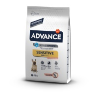 ADVANCE Sensitive Somonlu Küçük Irk Köpek Maması 7,5 KG