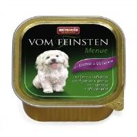 ANIMONDA Vom Feinten Tahıllı Kuzu Etli Köpek Konserve 150 GR