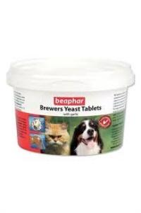 BEAPHAR Brewers Kedi Köpek Sarımsaklı Tablet 250 Ad