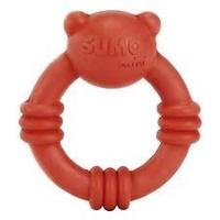 BEEZTEES Sumo Mini Köpek Oyuncak Kırmızı 9 CM
