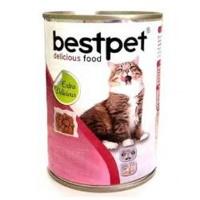BEST PET Dana Etli Yetişkin Kedi Konserve 415 GR