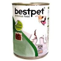 BEST PET Dana Etli Yetişkin Köpek Konserve 415 GR