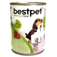 BEST PET Kuzu Etli Yetişkin Köpek Konserve 415 GR