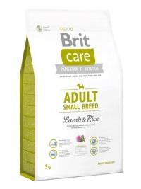 BRIT Care Kuzu Etli Küçük Irk Yetişkin Köpek Maması 3 KG