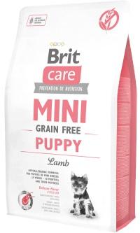 BRIT Care Tahılsız Mini Kuzu Etli Yavru Köpek Maması 2 KG