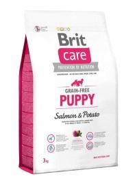 BRIT Care Puppy Somonlu Patatesli Yavru Köpek Maması 3 KG