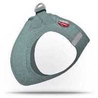 CURLI Air-Mesh Köpek Göğüs Tasması Mint XL