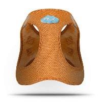 CURLI Air-Mesh Köpek Göğüs Tasması Turuncu XL