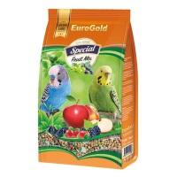 EURO GOLD Special Meyveli Muhabbet Kuş Yemi 500 GR