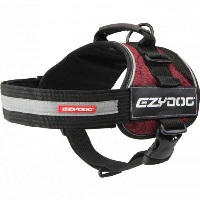 EZYDOG Convert Harness Göğüs Tasması L Bordo