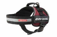 EZYDOG Convert Harness Göğüs Tasması XS Bordo