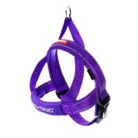 EZYDOG Quick Fit Köpek Göğüs Tasması 2XS Purple
