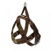 EZYDOG Quick Fit Harness Göğüs Tasması L Yeşil/Kamuflaj