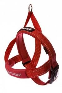 EZYDOG Quick Fit Harness Göğüs Tasması M Kırmızı