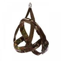 EZYDOG Quick Fit Harness Göğüs Tasması M Yeşil/Kamuflaj