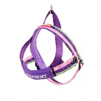 EZYDOG Quick Fit Harness Göğüs Tasması XL Candy
