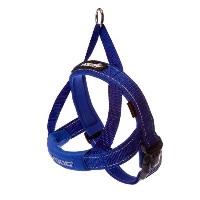 EZYDOG Quick Fit Harness Göğüs Tasması XS Mavi