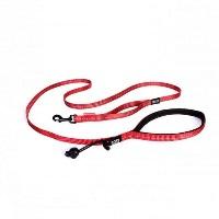 EZYDOG Soft Trainer Yumuşak Eğitmen Gezdirme Kayış Kırmızı 180 CM