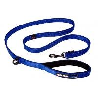 EZYDOG Soft Trainer Yumuşak Eğitmen Gezdirme Kayışı Mavi 180 CM