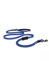EZYDOG Zero Shock Lite Şok Emici Gezdirme Kayışı Mavi 180 CM