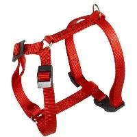FERPLAST Champion Ayarlı Köpek Göğüs Tasma L Kırmızı