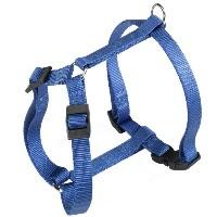FERPLAST Champion Ayarlı Köpek Göğüs Tasma L Mavi