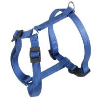 FERPLAST Champion Ayarlı Köpek Göğüs Tasma Xl Mavi
