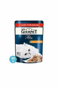 GOURMET Perle Izgara Ton Balıklı Pouch Kedi Konserve 85 GR