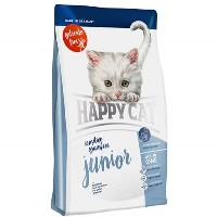 HAPPY CAT Sensitive Tahılsız Yavru Kedi Maması 4 KG