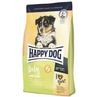 HAPPY DOG Supreme Baby Kuzu Etli Yavru Köpek Maması 4 KG