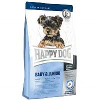 HAPPY DOG Mini Baby&Junıor Yavru Köpek Maması 4 KG