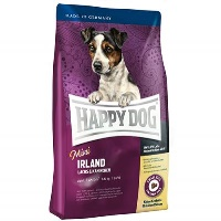 HAPPY DOG Mini Irland Kucuk Irk Somonlu Kopek Mamasi 4 KG