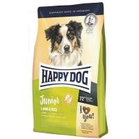 HAPPY DOG Supreme Junior Kuzu Etli Yavru Köpek Maması 4 KG