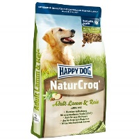 HAPPY DOG Supreme Sensible Kuzu Etli Köpek Maması 12,5 KG
