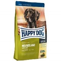 HAPPY DOG Supreme Sensible Neuseeland Kuzu Etli Köpek Maması 4 KG