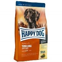 HAPPY DOG Sensible Toscana Kuzu Eti ve Somon Köpek Maması 12,5 KG