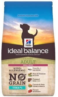 HILLS İdeal Balance Tahılsız Ton Balıklı Küçük Irk Yetişkin Köpek Maması 2 KG