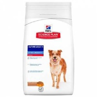 HILLS Kuzu Etli Ve Pirinçli Yaşlı Köpek Maması 10+2 KG