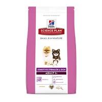 HILLS Small Sensitive Stomach&Skin Hassas Köpek Maması 1,5 KG