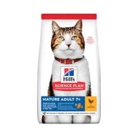 HILLS Mature +7 Tavuklu Yaşlı Kedi Maması 3 KG