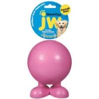 JW 43169 Plastik Ayakli Top Köpek Oyuncak L
