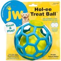 JW 43500 Küresel Delikli Top Köpek Oyuncak