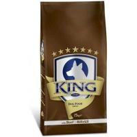 KING Etli Yetişkin Köpek Maması 15 KG