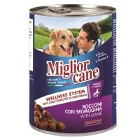 MIGLIOR CANE Av Hayvanlı Köpek Konserve 405 GR