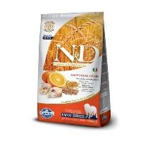 ND Dusuk Tahıllı Balıklı&Portakallı Büyük Irk Köpek Maması 12 KG