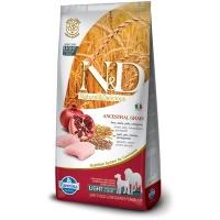 ND Ancestral Düşük Tahıllı Light Medium Maxi Tavuklu Narlı Köpek Maması 2,5 Kg
